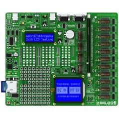 BIGAVR6 Development System (MIKROELEKTRONIKA)