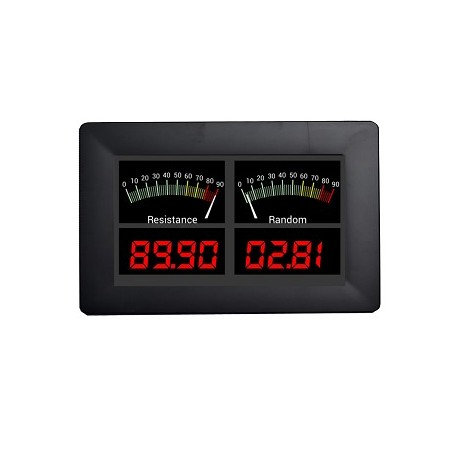 VM800P43A-BK (FTDI) PLUS Board - 4.3 TFT display, Bezel mount.Kit, BK
