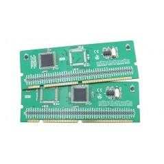 BIGAVR6 MCU Card with ATMEGA128  (MIKROELEKTRONIKA)
