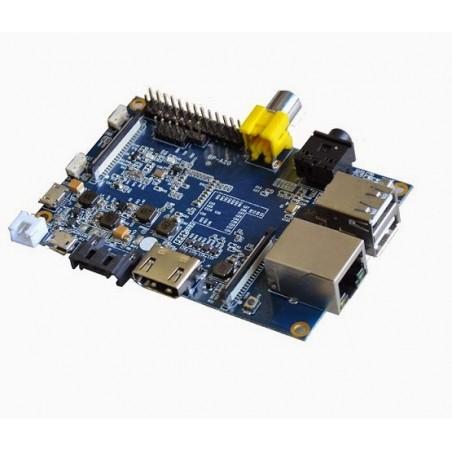 Banana Pi (AllWinner A20 dual-core 1GHz SoC, 1GB DDR3 SDRAM)