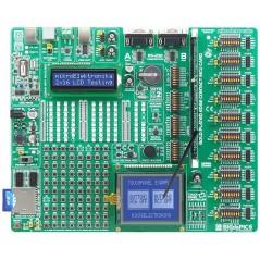 BIGdsPIC6 Development System (MIKROELEKTRONIKA)