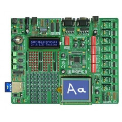 BIGPIC5 Development System (MIKROELEKTRONIKA)