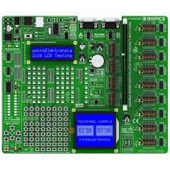 BIGPIC6 Development System (MIKROELEKTRONIKA)