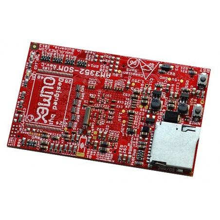 AM3352-SOM (Olimex) SYSTEM ON CHIP MODULE, SITARA AM3352 CORTEX-A8