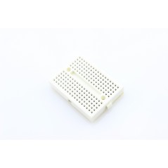 Breadboard Mini 4.5x3.5cm - White (ER-PBB05545W)  Bread Board