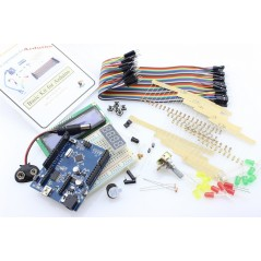 Beginner - Basic Kit for Arduino  (ER-ACK02124K)  Without Crowduino