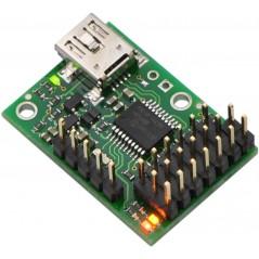 Micro Maestro 6-Channel USB Servo Controller Assembled (POLOLU-1350)