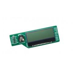 COG 2x16 LCD Board (MIKROE-418) **OBSOLETE**