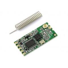 434Mhz Serial RF Module HC-11 40m (ER-WHC0011RF)
