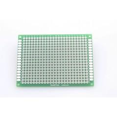 PPB02081P (5x7cm) Double Side ProtoBoard 5x7cm (ER-PPB00507S)