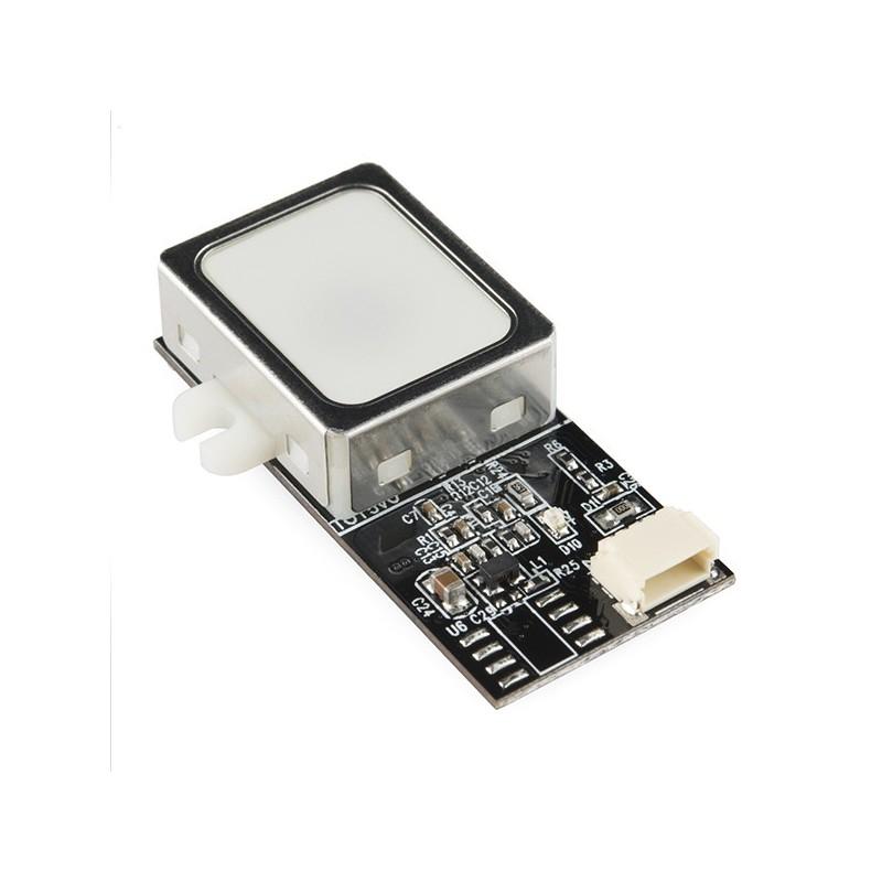 Replaced SEN-13007 (Fingerprint Scanner 5V TTL GT-511C1 Sparkfun)