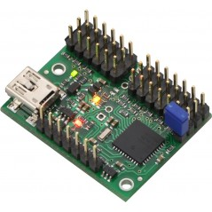 Mini Maestro 12-Channel USB Servo Controller Assembled (POLOLU-1352)