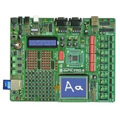 dsPICPRO4 Development System (MIKROELEKTRONIKA)
