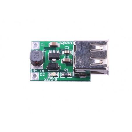5V USB Boost DCDC (EF-03042) Input 1-5V ,Output  5V