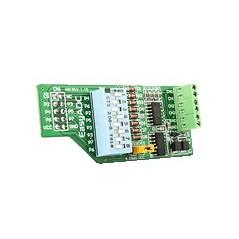 EasyADC Board  (MIKROELEKTRONIKA) ADC