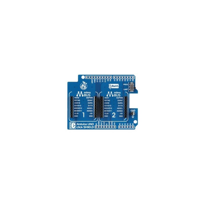 Arduino UNO click shield (MIKROE-1581)