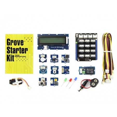 Grove - Starter Kit V3 (Seeed ELB00100M)