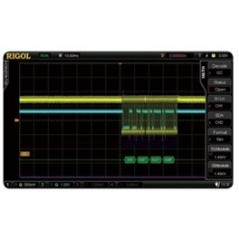 SD-RS232-DS6 (RIGOL) RS232 & UART BUS Serial Decode Option for the DS6000 Oscilloscope