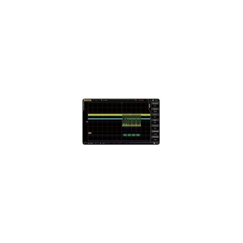 AT-DS1000Z (RIGOL) Advanced trigger option for DS1000Z