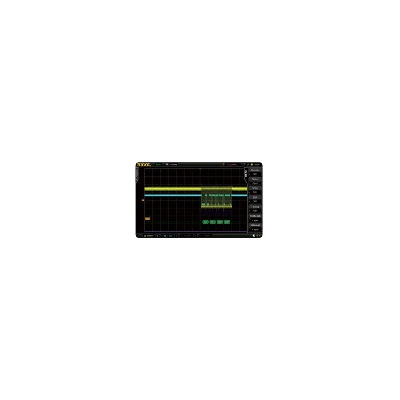 rec ds1000z rigol waveform record and play option for ds1000z