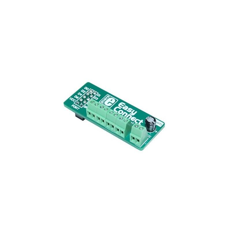 EasyConnect2 Board (MIKROELEKTRONIKA)