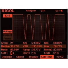 DP8-AFK (RIGOL) Detect and Analyzer option for DP832