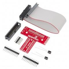 Pi Wedge (Sparkfun KIT-12652) Breakout Kit for Raspberry Pi