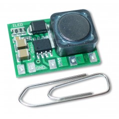 LED-DRIVER-150 High efficient LED driver with fast PWM and analog input