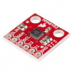 Triple Axis Accelerometer Breakout - MMA8452Q (Sparkfun SEN-12756)