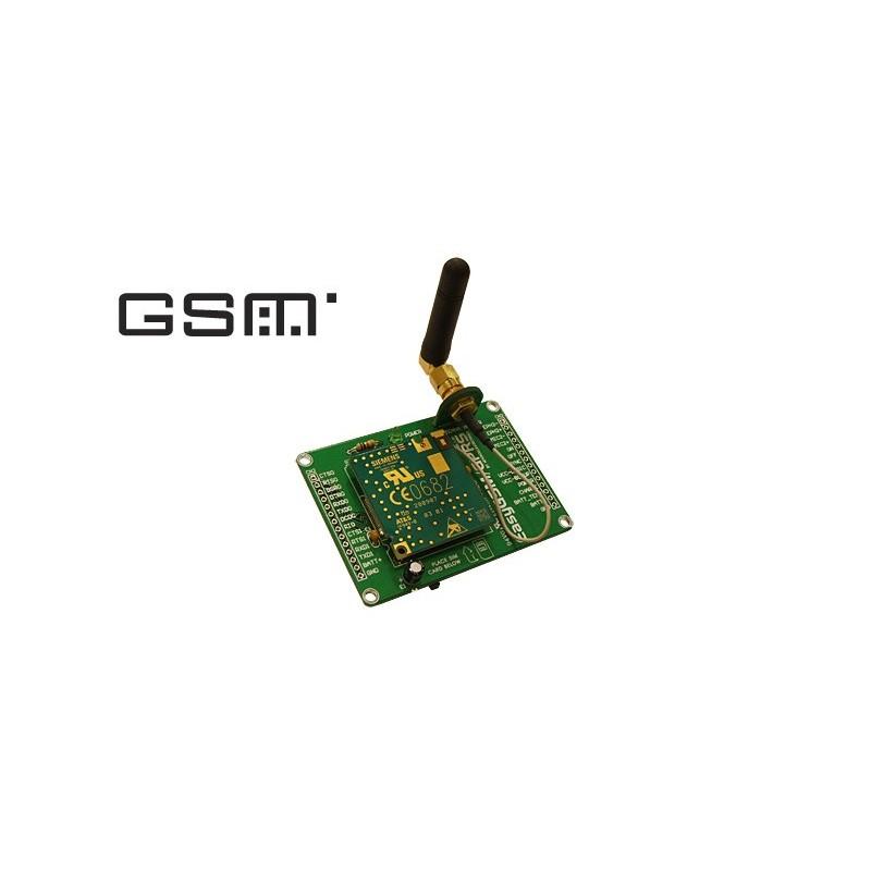 EasyGSM/GPRS Board Siemens (MIKROELEKTRONIKA)