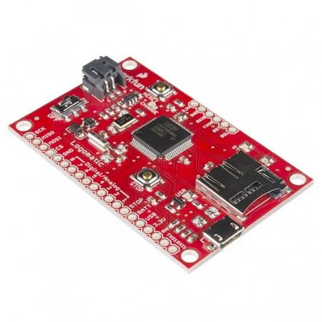 Logomatic v2 Serial SD Datalogger FAT32 (Sparkfun WIG-12772)