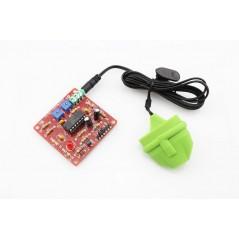 Easy Pulse V1.1 (ER-CDE10301E) DIY pulse sensor , analog PPG and digital pulse output
