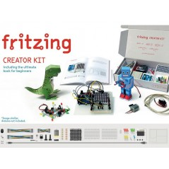 Fritzing Creator Kit with Arduino UNO (136) English