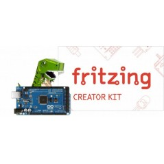 Fritzing Creator Kit with Arduino MEGA (272) English