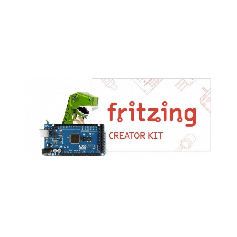 Fritzing Creator Kit with Arduino MEGA (272) English
