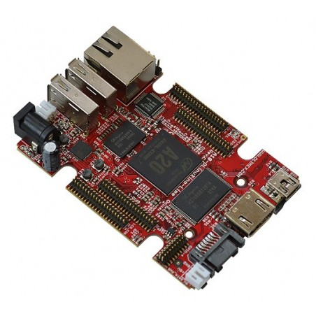 A20-OLinuXino-LIME-4GB (Olimex) A20 Dual Core 1GHz Mali400 GPU, 512MB DDR3,  4GB NAND, SATA