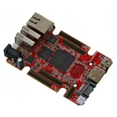 A20-OLinuXino-LIME (Olimex) A20 Dual Core 1GHz Mali400 GPU,  512MB DDR3