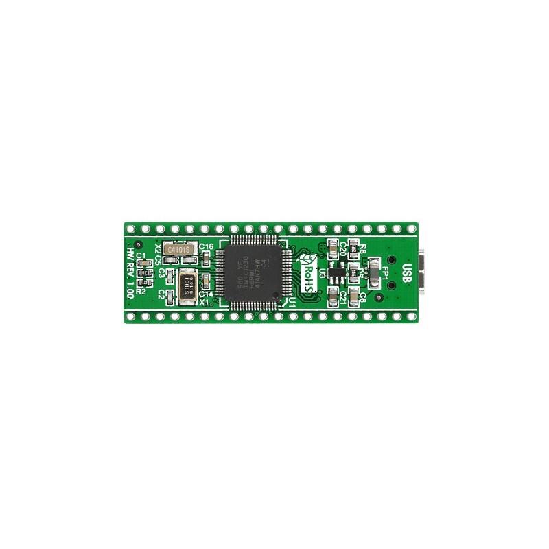 MINI-M4 for Tiva C Series (MIKROE-1595) ARM® Cortex™-M4  TM4C123GH6PM