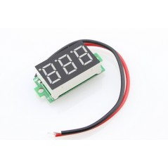 Mini Voltage Meter- 3.2V-30V (ER-TEU30233MV)