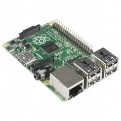 Raspberry Pi B+ (Made in UK) model B+