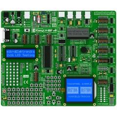 EasyLV-18F v6 Development System (MIKROELEKTRONIKA)