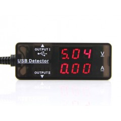 USB Current Voltage Detector (Seeed 114990067)