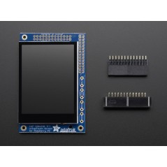 "PiTFT Mini Kit - 320x240 2.8"" TFT+ Capacitive Touchscreen (Adafruit 1983)"