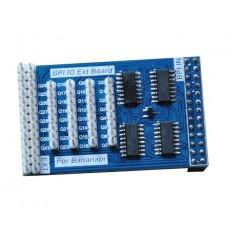 BANANA-IO-EXTEND Banana Pi & Raspberry Pi IO extend board, can use on Raspberry Pi