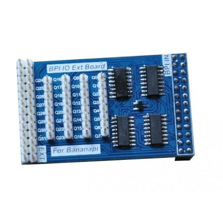 BANANA-IO-EXTEND Banana Pi IO extend board, can use on Raspberry Pi