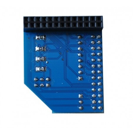 BANANA-I2C-GPIO Banana Pi I2C GPIO extend board, can use on Raspberry Pi