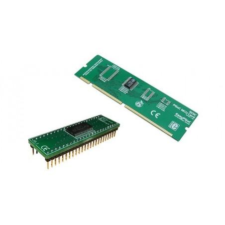 EasyPSoC MCU Card with PSoC CY8C27643 (MIKROELEKTRONIKA)