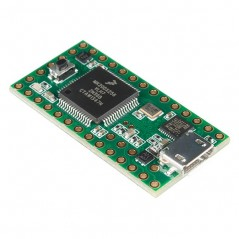 Teensy 3.1 (Sparkfun DEV-12646) 32b ARM Cortex-M4 72MHz, 256K Flash, 64K RAM, 2K EEPROM