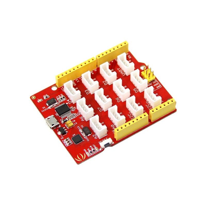 Seeeduino Lotus - ATMega328 Board with Grove Interface (Seeed 102020001) -  RLX COMPONENTS s.r.o. Electronic Components Distributor a43284b3dd