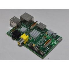 Sada (3ks) chladičov pre Raspberry Pi +  obojstranná teplovodivá samolepka 3M